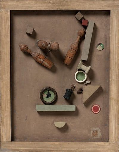 Sublime snippets: Kurt Schwitters at Tate Britain – in pictures