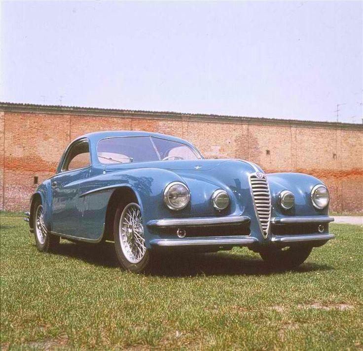 Alfa Romeo 6C 1939