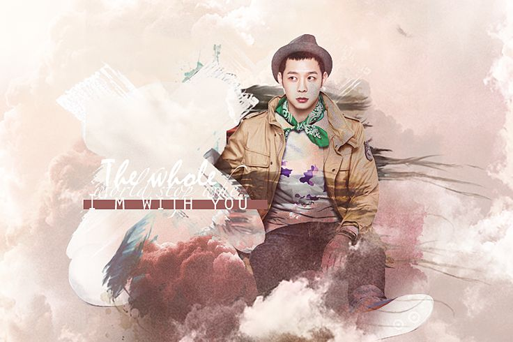 The whole world stop when i'm with you | yoochun edit, JYJ/TVXQ