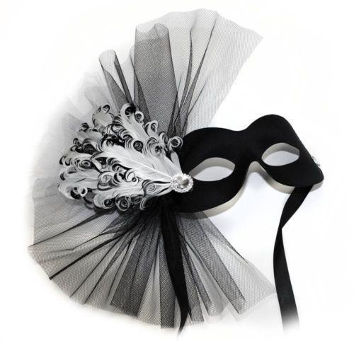 Lavish Soiree Adults Masquerade Mask Costume Accessory