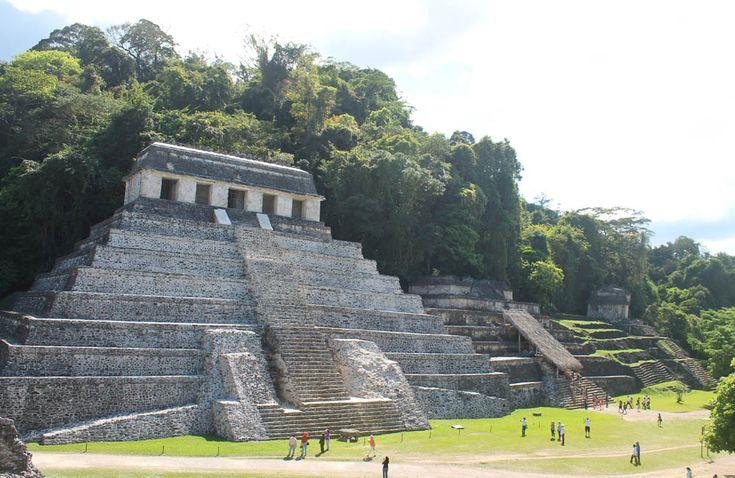 Cascadas de Agua Azul and Palengqui Ruins - Day Tour in Palenque Mexico - Mayan…
