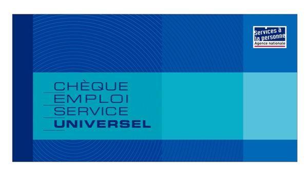 Source: urssaf - chèque emploi service universel Qu'est ce que le chèque emploi service universel (Cesu) ? Créé dans le cadre de la politique conduite pour favoriser les services à la personne, le Chèque emploi service universel est en vigueur depuis le 1er janvier 2006. C'est une offre proposée aux...