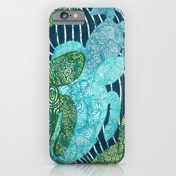 sea turtles iPhone & iPod Case