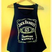 Regata Feminina Jack Daniels