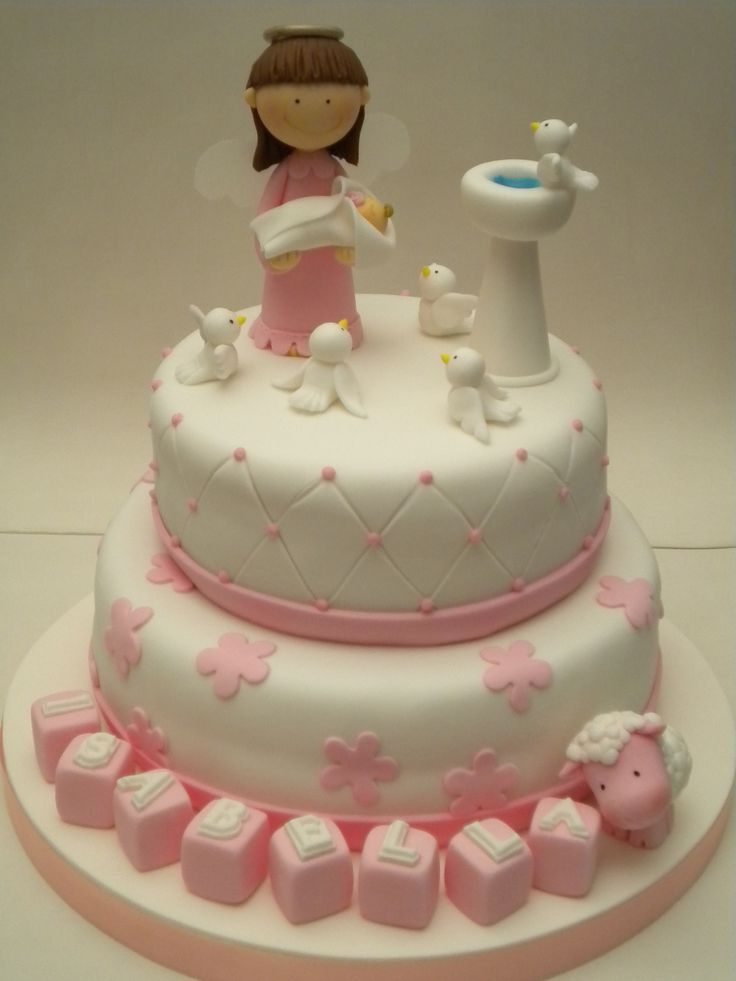 Torta Bautismo   Pastelera Bakery Shop   Flickr