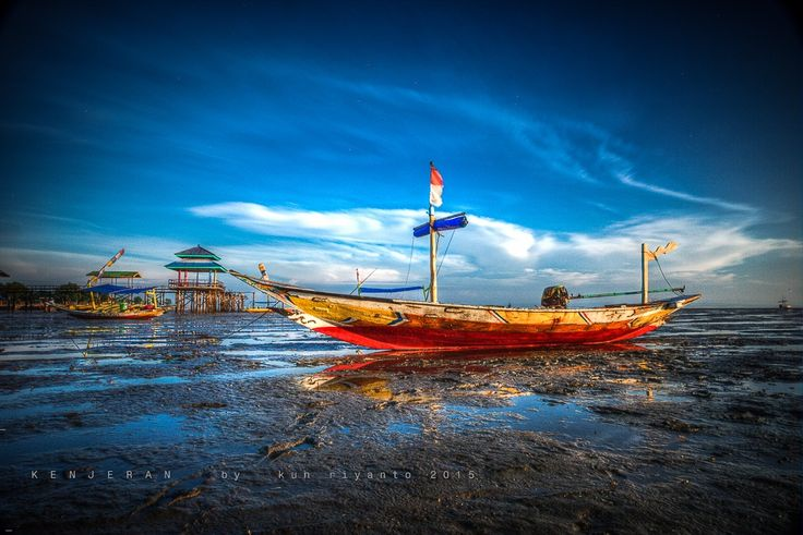 Fisherman Traditional Boat by Kun Riyanto on 500px