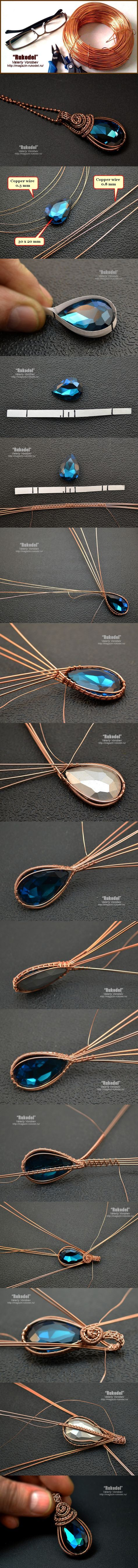 483 best Wire ~ It\'s Art...Wired!! images on Pinterest   Wire ...