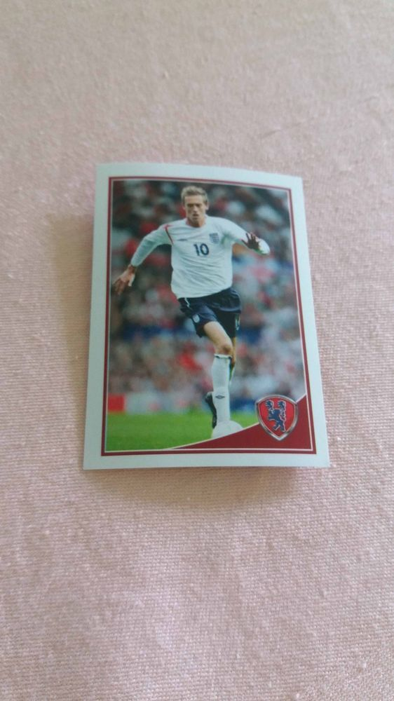 Peter Crouch England Stoke Tottenham #47 WORLD CUP Football Fan 2010 Photo Luxor #Portsmouth
