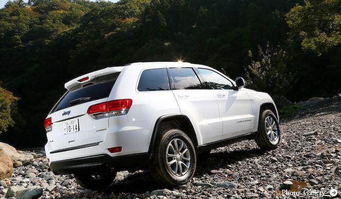 最新型グランドチェロキーに試乗 Jeep   Web Magazine OPENERS - CAR IMPRESSIONS