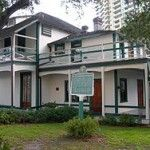 Stranahan House, Florida: This house museum is rumored to be haunted by former owner Frank Stranahan, a businessman who fell upon hard times during the Great Depression and drowned himself in the nearby river. Folks say his spirit returned to his house and resides there still. His wife Ivy died much later in 1971, in an upstairs bedroom, and her ghost is said to be here as well, along with the ghost of her father, brother, and sister, and an Indian servant girl. Folks have seen apparitions…