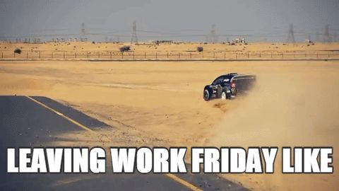 New party member! Tags: friday viernes ford dubai ken block gymkhana ford fiesta ford performance gymkhana 8 gymkhana eight ford fiesta st leaving work friday like