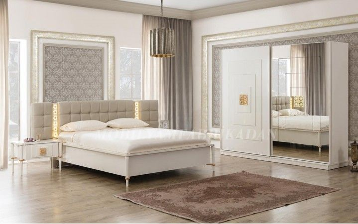 Bazıları için söze gerek yoktur Alessa Yatak Odası Takımı da bunlardan biri sakinliği ve dinginliği ile sizlere huzur katacak.#mobilya #inegöl #modern #tasarım #dekorasyon #yaşam #yatak #oda