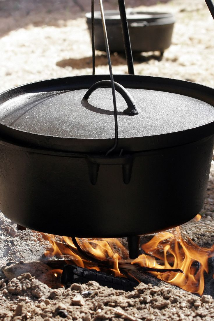 21 Dutch Oven Recipes For Camping