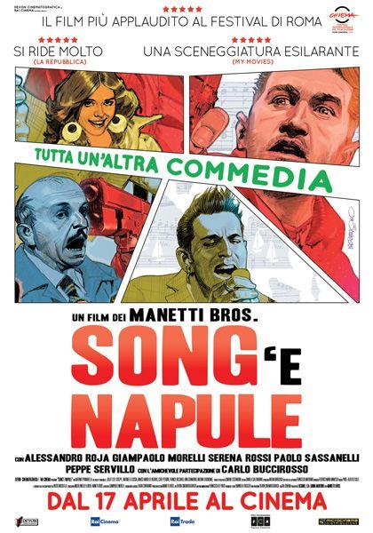 Song'e Napule - Manetti Bros.