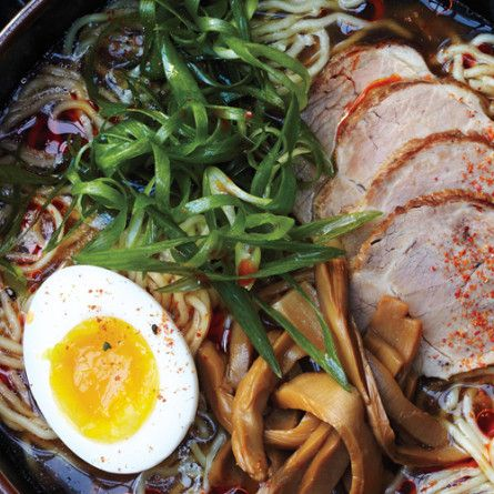 Shoyu Ramen Recipe - makes authentic ramen