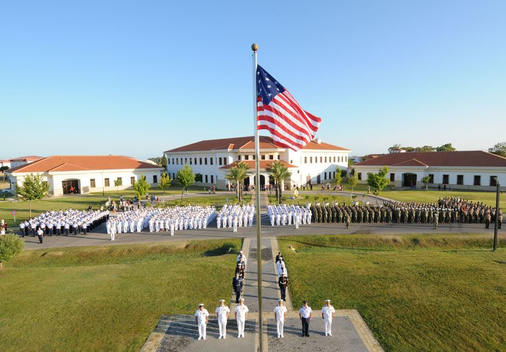 U.S Naval Station Rota, Spain. Where i went to !st and 2nd grade....Loved this Place