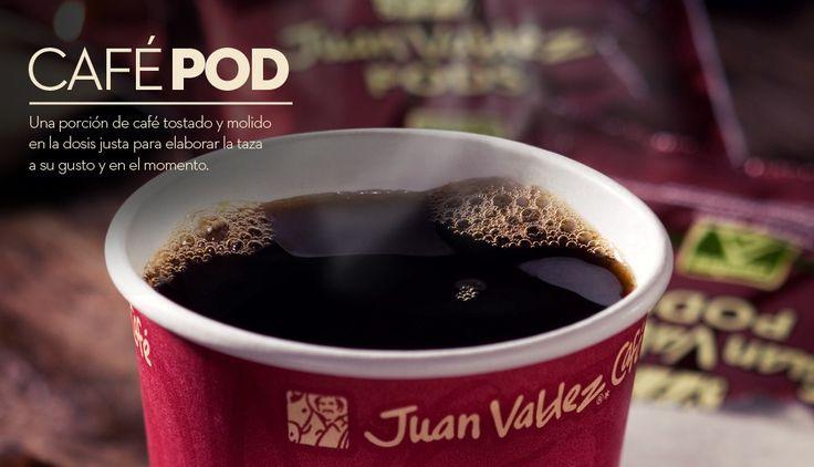 Café POD | Juan Valdez® Café