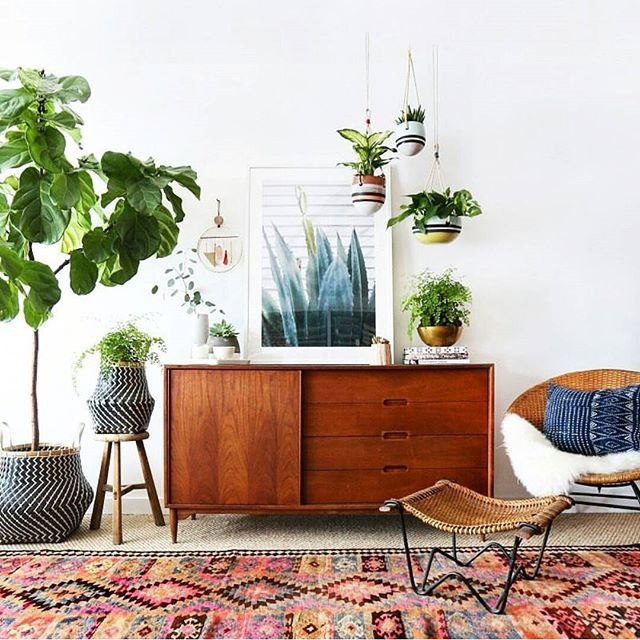Monday arvo inspiration We love seeing how people style their kilims... isn't…