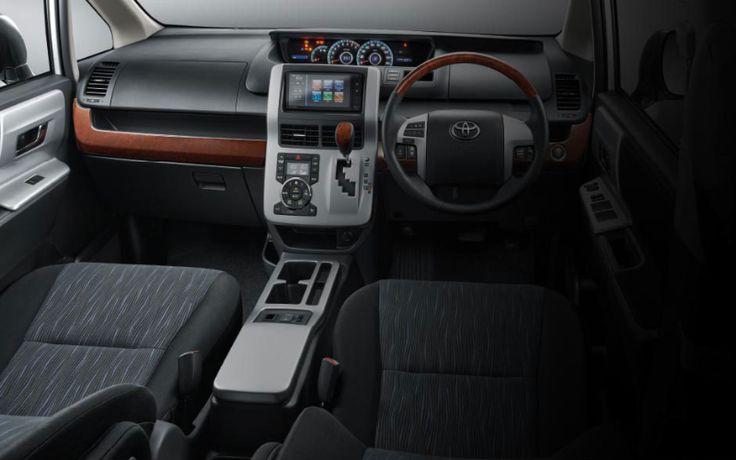 Toyota Nav1 V Interior 8