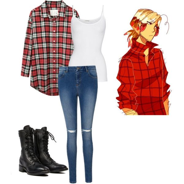 """""""2p hetalia 2p canada!!"""" by stephihunt on Polyvore"""