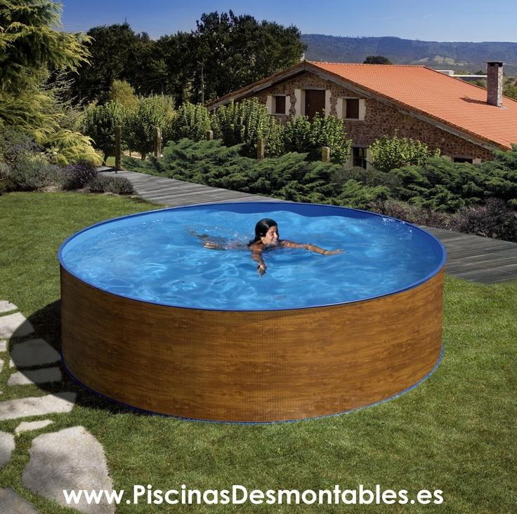 17 best piscinas imitaci n madera images on pinterest - Fabricante de piscinas ...