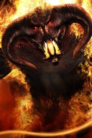 Balrog of the ancient world