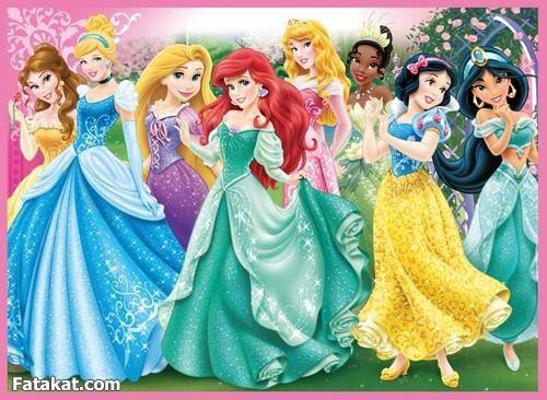 أميرات ديزني هن شخصيات خيالية أطلقتها شركة والت ديزني وتم