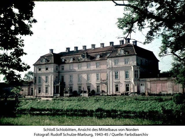 lostplaces - vergessene orte: Schloß Schlobitten