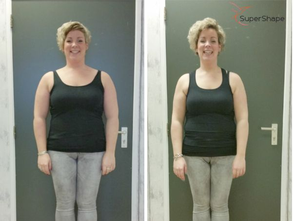Maike: In 6 weken ben ik al 8,7 kg afgevallen!