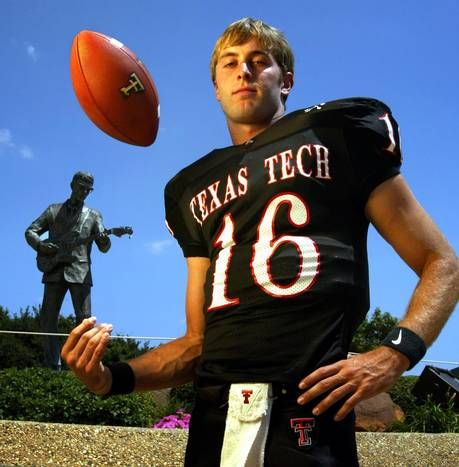 Photos: Our favorite shots from the career of new Texas Tech head coach Kliff Kingsbury | Texas Tech Red Raiders News - Sports News for Dallas, Texas - SportsDayDFW