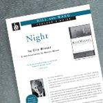 Night by Elie Weisel teacher's guide-- provided by Oprah Book Club.