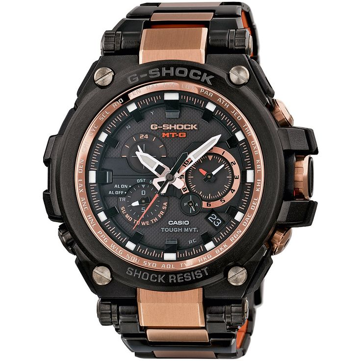 of the day casio g shock mgt s1000bd 5aer