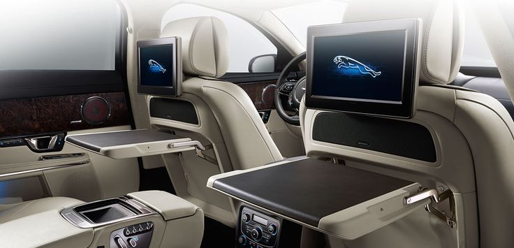 2015 Jaguar XJ interior luxury package
