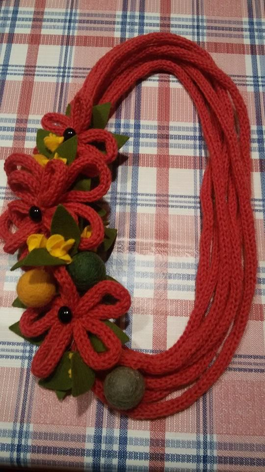 (41) Scuola di telaio, tricotin, mulinetto e maglieria magica per Negati