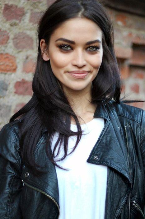 Me encanta la combinación del color de pelo con los ojos