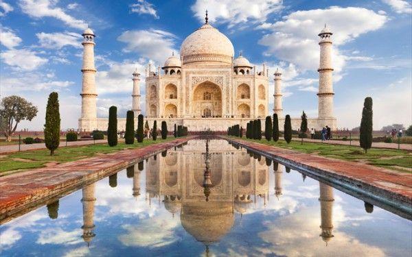 インドの観光地と言えば「タージマハル」奥深い歴史と文化にはまる。インド 観光・旅行の見所!