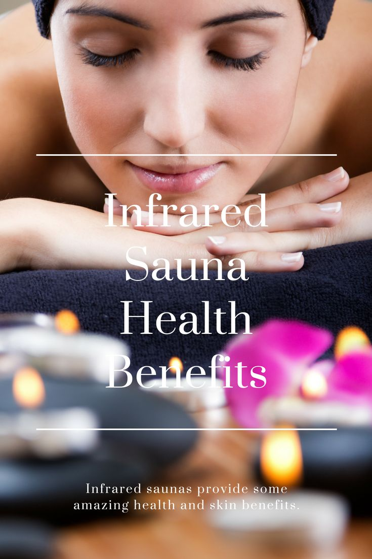 Read about the infrared sauna health benefits.  Infrared saunas will provide you with some amazing health benefits.