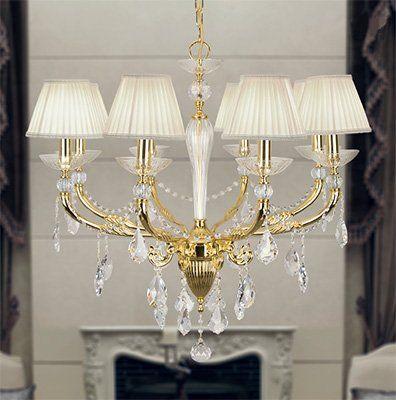 Oggi vi parliamo dei lampadari in ottone e vetro.  Scopriteli qui >> http://bit.ly/1yyOhN7