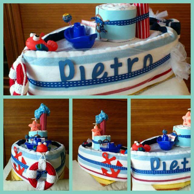 How To Make A Boat Nappy Cake | Free Boat Plans TOP