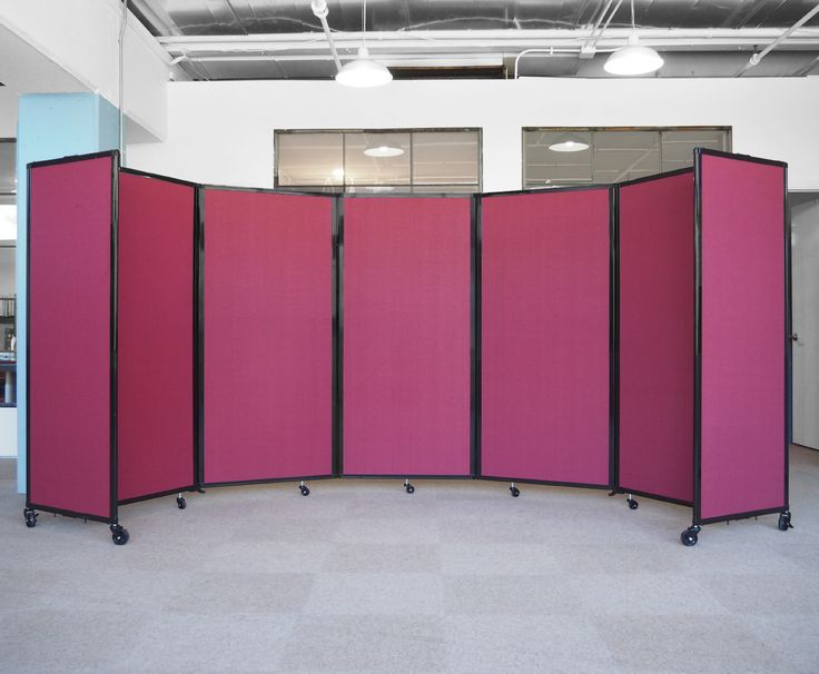 You won't find a more thoughtfully-constructed portable partition on the market! Our room dividers are perfect solutions for schools, gyms, classrooms, offices, warehouses, retail stores, and much more.
