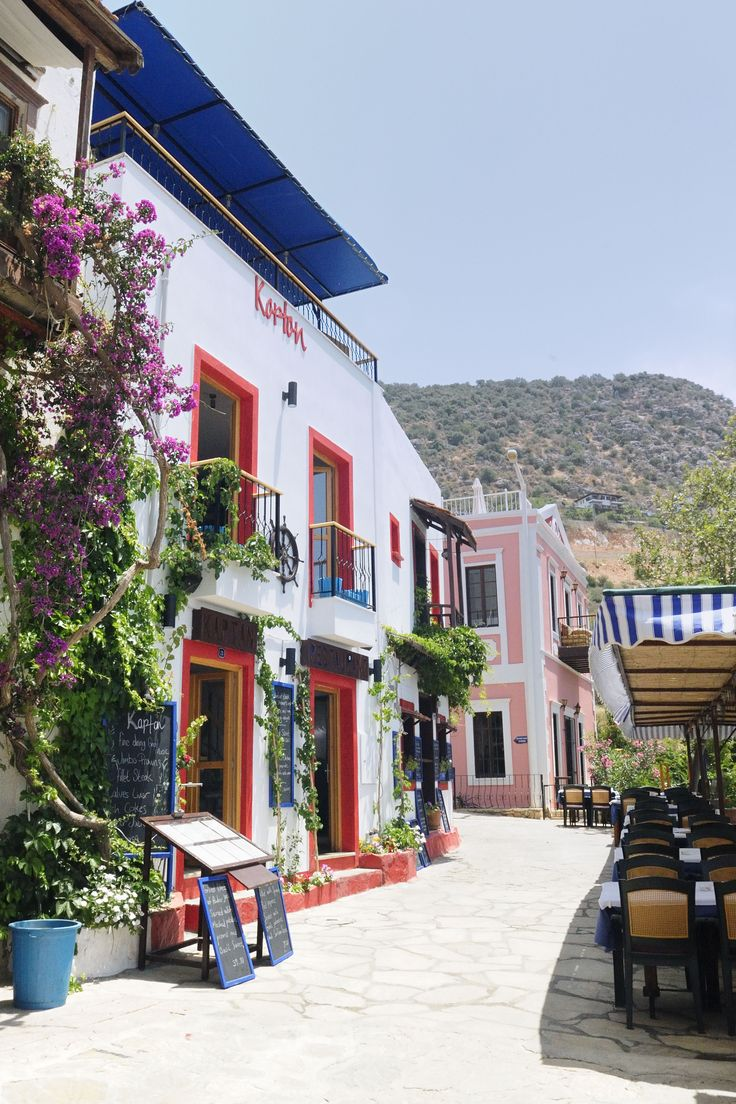 While #Istanbul continues to burnish its reputation as one of the world's most intoxicating cities, sometimes you need an antidote to its nonstop scene and gridlock: Kalkan is just the tonic.