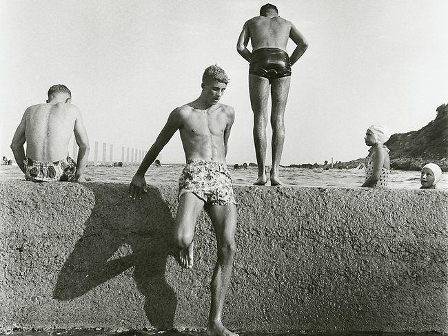 Max Dupain - beach image