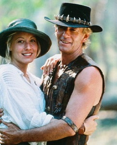 Crocodile Dundee or Davy Crockett? What Crocodile Dundee Doesn't Say About Australia