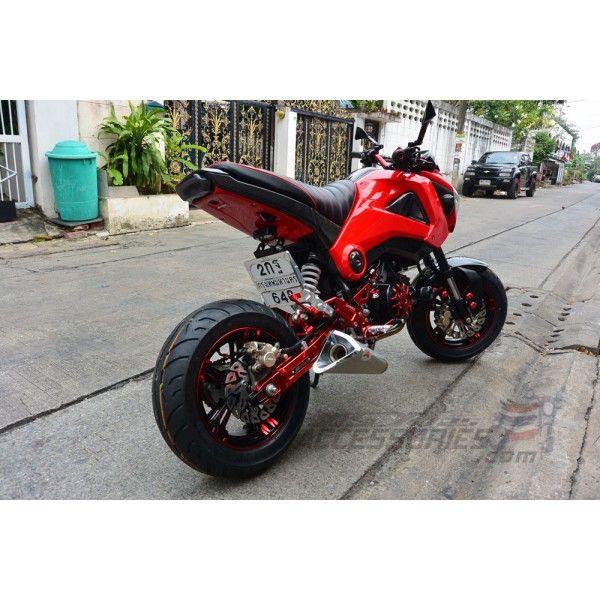 Honda Grom MSX125 Petex Under tail #msx   #msx125   #grom   #grom125   #honda