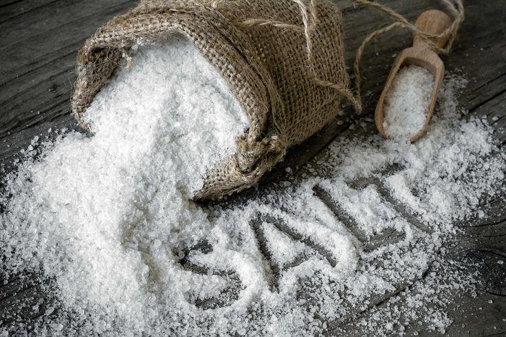 Výsledek obrázku pro bag of salt