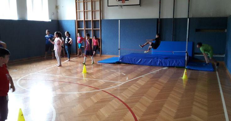 Leichtathletik indoor