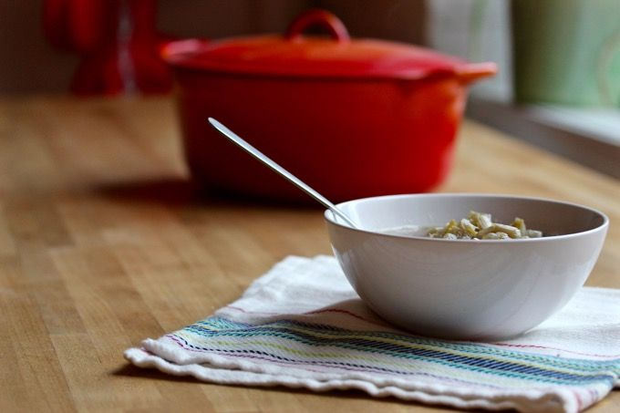 French onion soup - gluten and dairy free