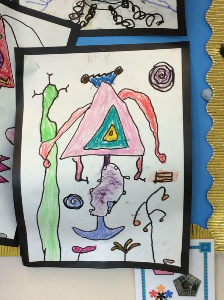 Jean Miro art