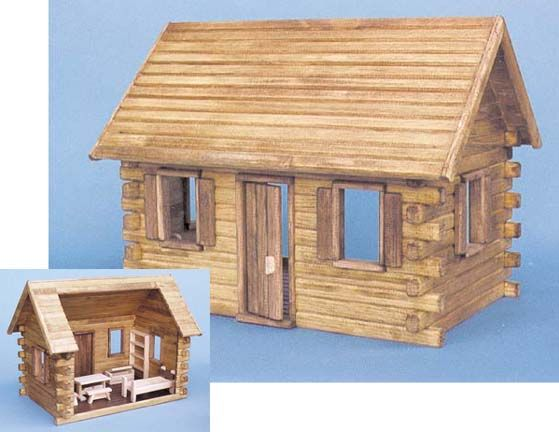 78 Images About Dollhouse Log Cabin On Pinterest