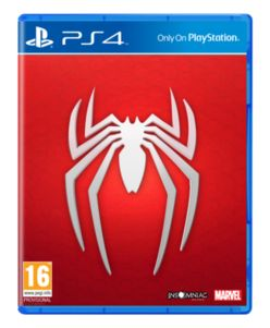 Spiderman PS4 PS4 Cover Art - Visit to grab an amazing super hero shirt now on sale!